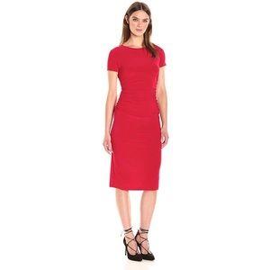 Authentic Norma Kamali Shirred Waist Dress